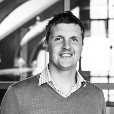 Crisp Thinking CEO and Founder Adam Hildreth.