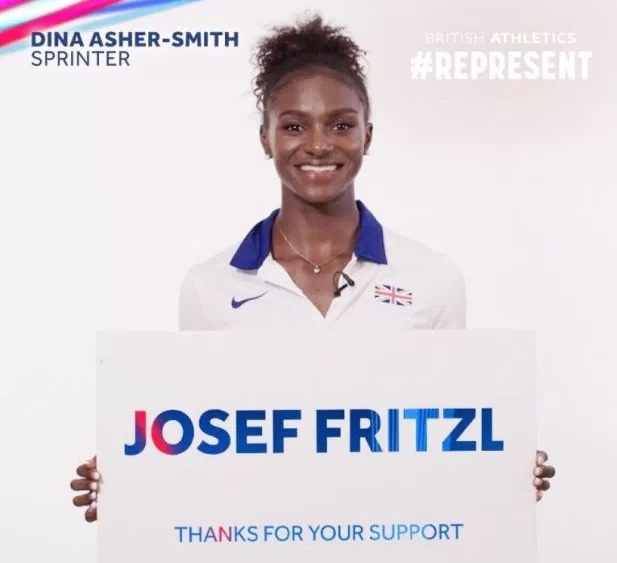 Would you include Josef Fritzl in your social campaign?