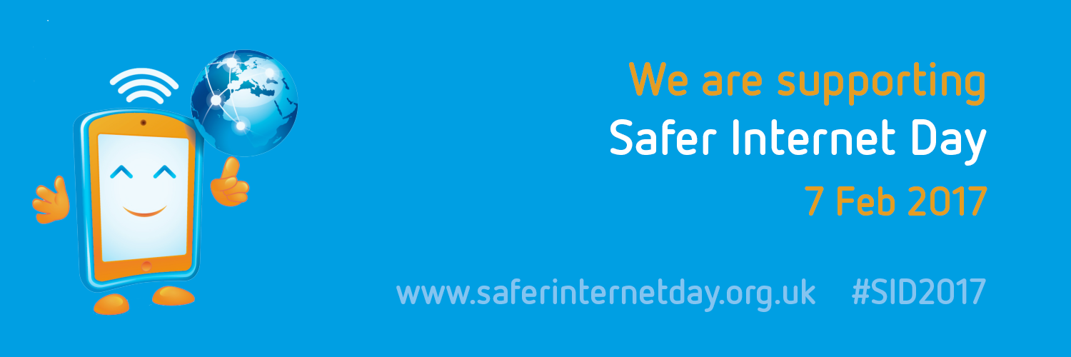 We are supporting Safer Internet Day 2017 #SID2017